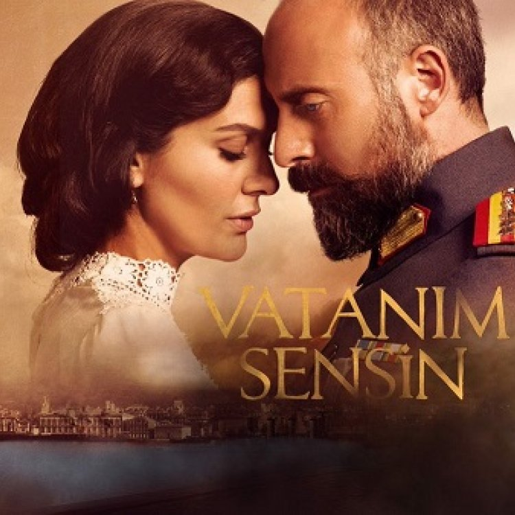 "A Journey Through Time With ""Vatanım Sensin"""