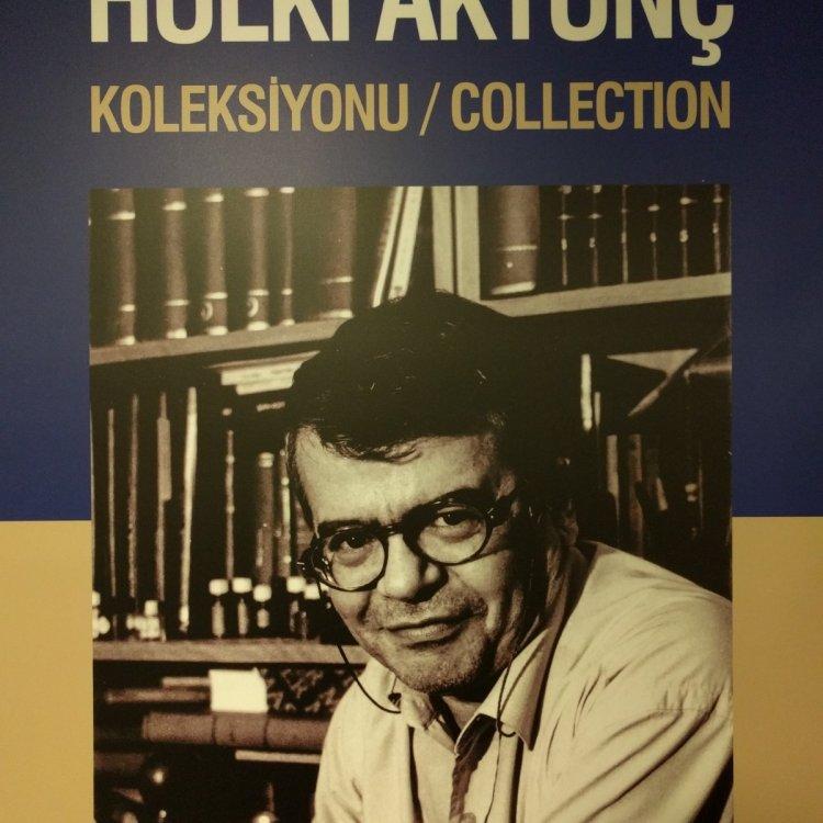 Hulki Aktunç'un Kitapları Artık Özyeğin Üniversitesi'nde
