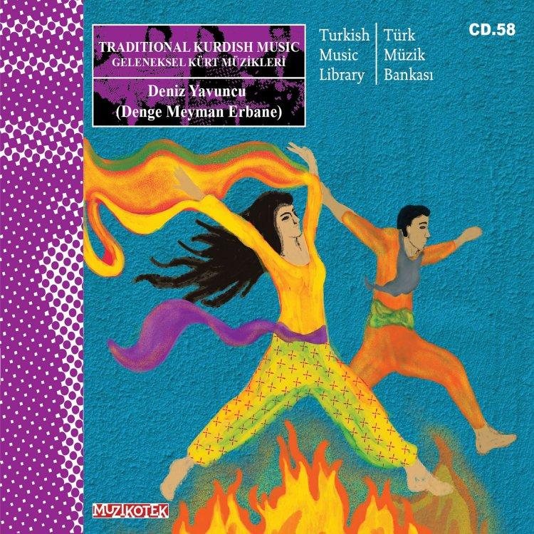 Geleneksel Kürt Müzikleri CD'miz Çıktı!