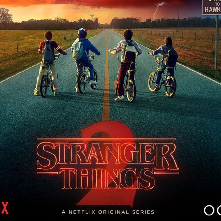 "Netflix'in Manço'lu ""Stranger Things"" Fragman Süprizi!"