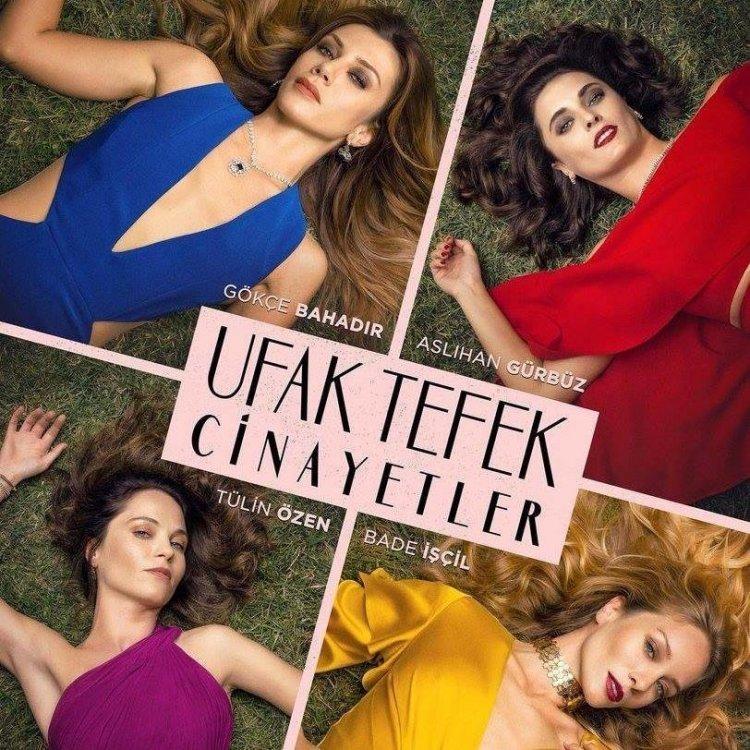 Countdown to the Second Season of Ufak Tefek Cinayetler Has Begun!