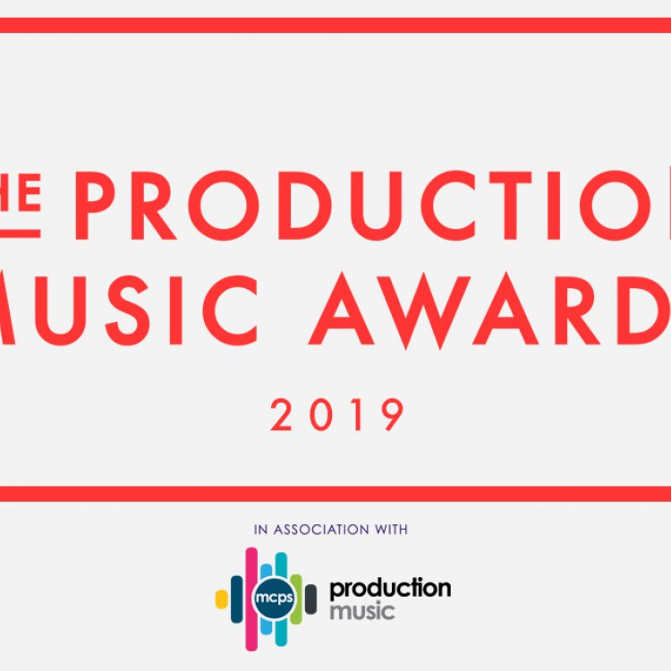 The Production Music Awards 2019'un Kazananları Belli Oldu