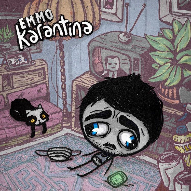 EMMO'nun Yeni Single'ı 'Karantina' Çıktı!