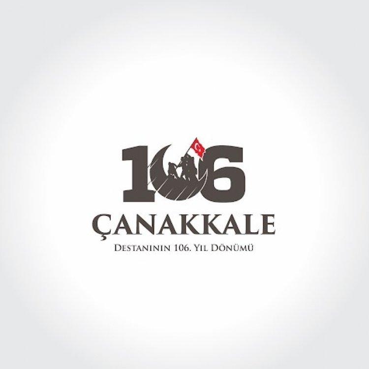Çanakkale Zaferi'nin 106. Yılı Kutlu Olsun!