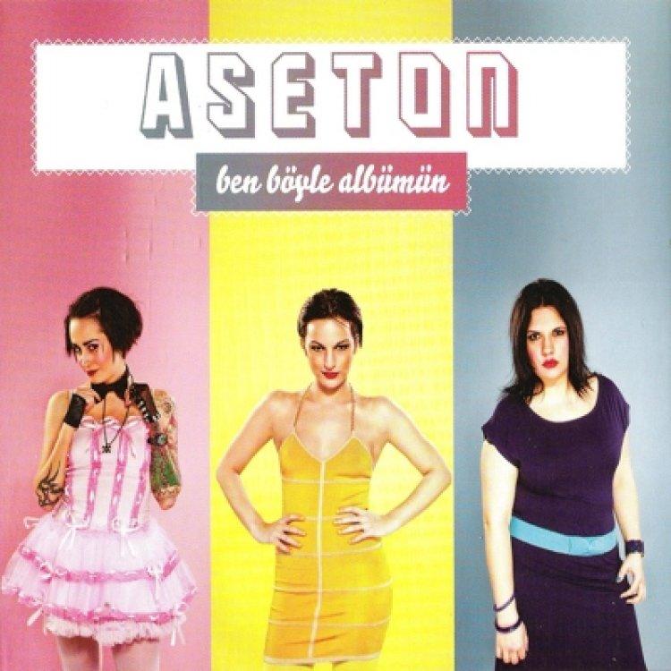 Aseton - Ben Böyle Albümün