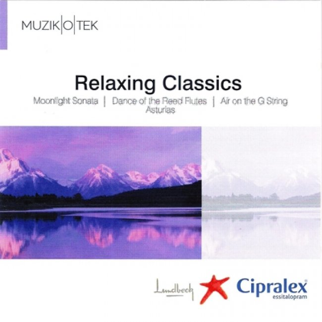 Lundbeck / Cipralex - Relaxing
