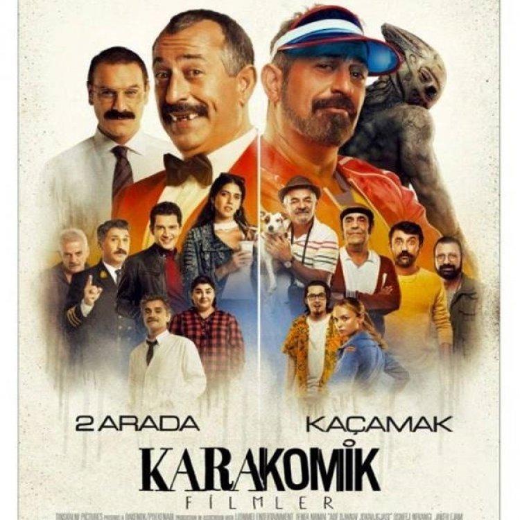 """""""Karakomik Filmler"""" 18 Ekim'de Vizyonda!"""