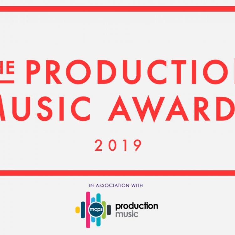 The Production Music Awards 2019'un Kazananları Belli Oldu