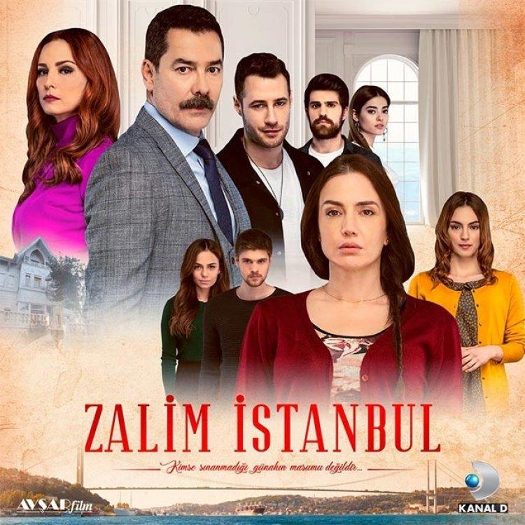 Zalim İstanbul'da TSM Rüzgarı