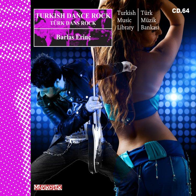 MUZ064 Turkish Dance Rock / Türk Dans Rock yayında!