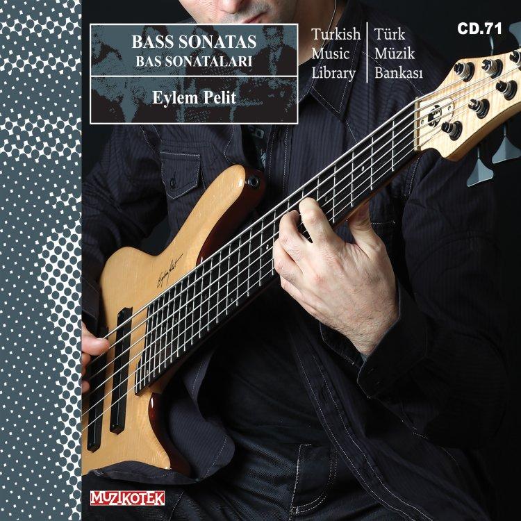 MUZ071 Bass Sonatas / Bas Sonataları Yayında!