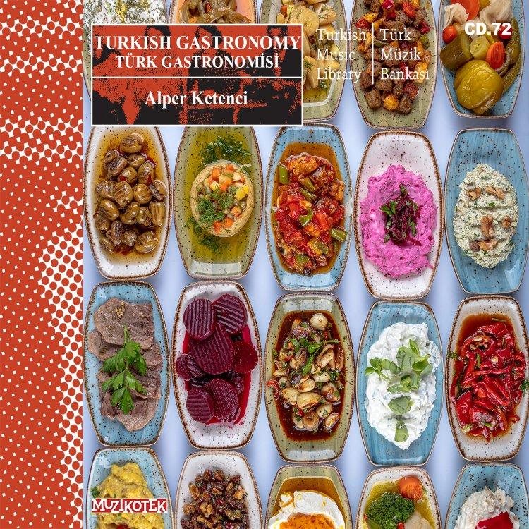 MUZ072 Turkish Gastronomy / Türk Gastronomisi MAMA'da!